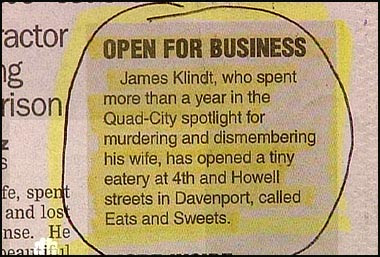 Interesting And Funny Newspaper Clippings (16) 13