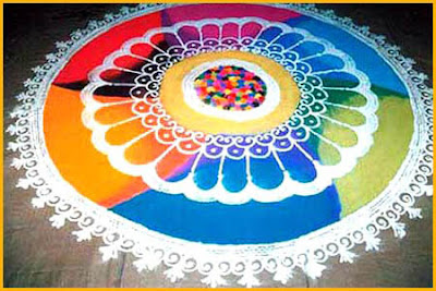 Colors Of India - Rangoli (23) 6