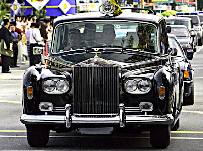 Official State Car sultan of brunei