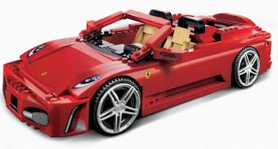 Lego Ferrari Models (3) 1