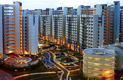 Flats in public housing estates in Singapore (6) 1
