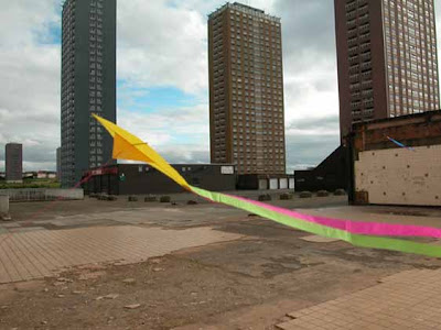 Red Road Flats in Glasgow, the tallest Council (Public Housing) blocks in the UK (3) 3