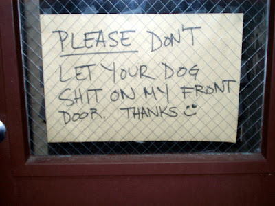 Funny Dog Signs (14) 9