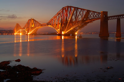 Railway Bridge in Scotland