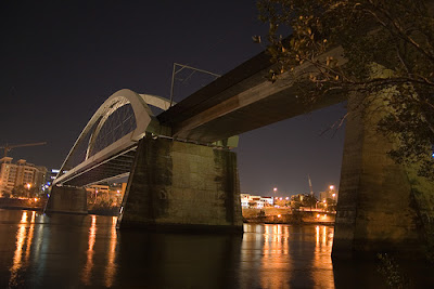 Railway Bridge over the Brisbane River