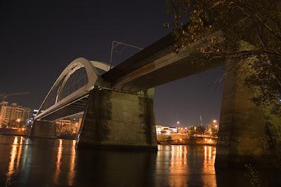 Railway Bridge over the Brisbane River