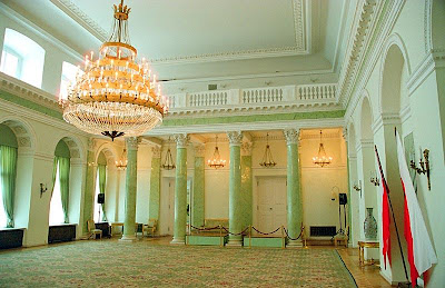 Presidential Palace, Warsaw in Poland (6) 3