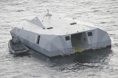 M80 Stiletto Stealth ship (5) 5