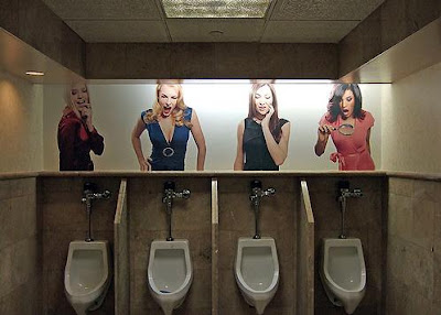 Interesting & Funny Men's Restrooms (30) 7