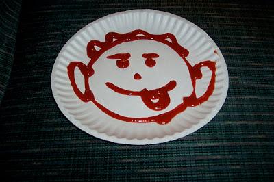 Ketchup Art (21)  10