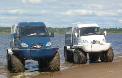 Cars designed to run in mud (7) 6