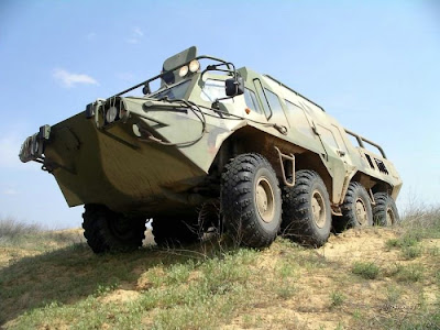 Interesting Vehicles From Russia (15) 2