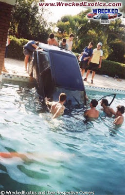 Car Gone For Swim (7) 6