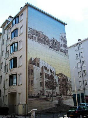 Creative And Illusionary Building Paintings (12) 5