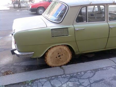 Wooden Wheels Car (11) 4