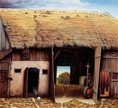 Fictional Surreal Art By Jacek Yerka (11) 5