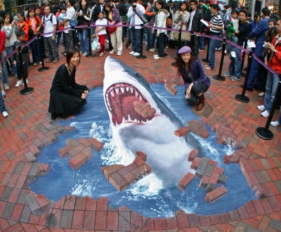 3D Street Paintings (21) 10