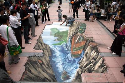 3D Street Paintings (21) 1