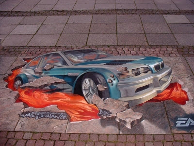 3D Street Paintings (21) 5