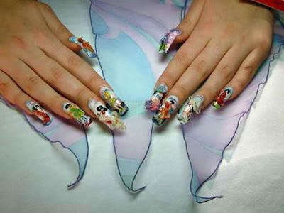 manicure art (11) 7