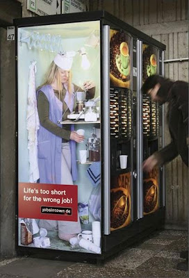Creative Advertisements: Life Is Too Short For Wrong Jobs (4) 1