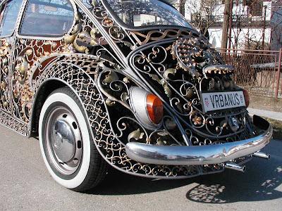 Volkswagen Beetle By VRBANUS