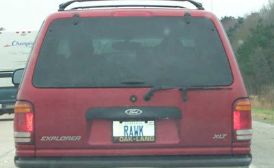 11 Cool and Clever License Plates (11) 11