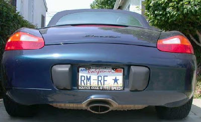 11 Cool and Clever License Plates (11) 4