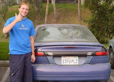11 Cool and Clever License Plates (11) 5