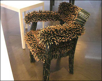 Cool and Creative Pencil Furniture (9) 4