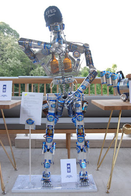 Art With Beer Cans (9) 7 