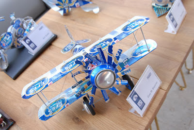Art With Beer Cans - plane