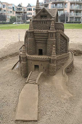 Amazing Sand Sculptures (11) 9