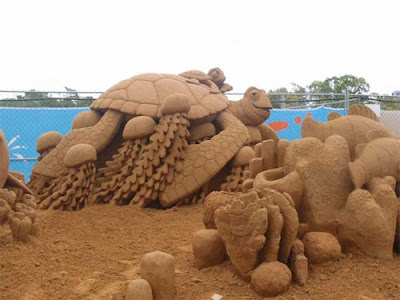 Amazing Sand Sculptures (11) 4