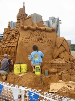 Amazing Sand Sculptures (11) 5