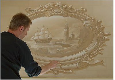 Amazing 3D Wall Paintings 7