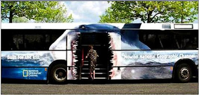 Painted Bus For National Geographic Channel (2) 1