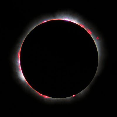 Solar Eclipse Images 13