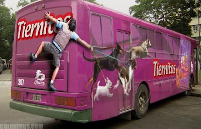 Creative and Clever Bus Advertisements (11)  1