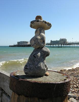 Rock Balancing 20