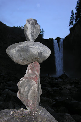 Rock Balancing 16
