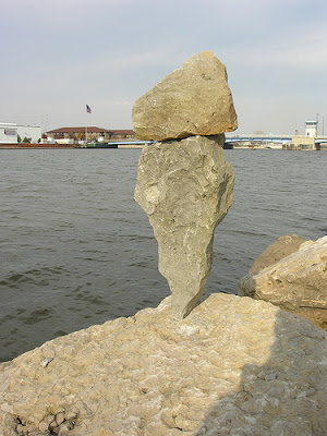 Rock Balancing 3