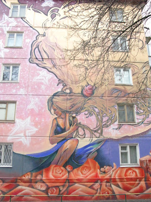 Painting on Buildings 18