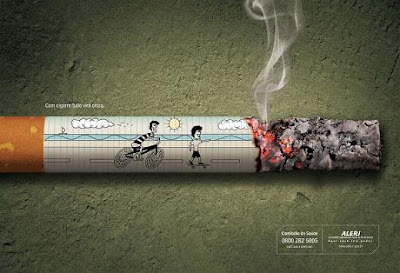 16 Creative Anti-Smoking Advertisements (16) 1