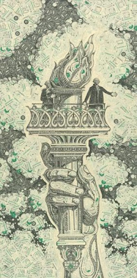 U.S. Dollar Bills Art (12) 1