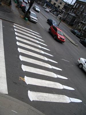 30 Cool and Creative Crosswalk Designs (27) 14