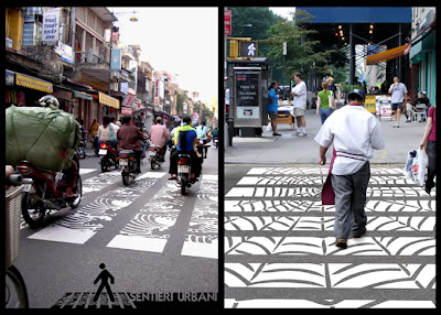 30 Cool and Creative Crosswalk Designs (27) 8