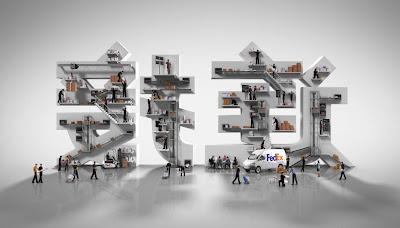 Creative FedEx's Advertising (21) 17