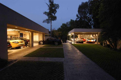 Incredible Hidden Car Garage Designs (30) 17