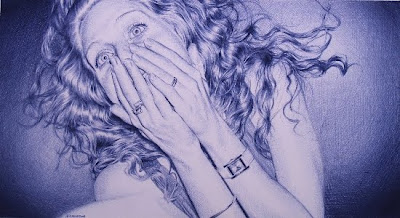 Coolest Ballpoint Pen Art (8) 7